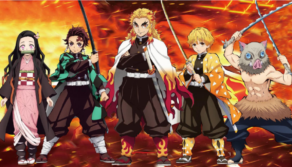 Know where to Watch Demon Slayer Movie at Home this Season