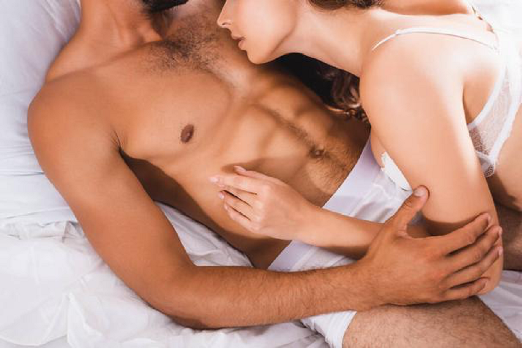 Places To Touch A Man To Drive Him Crazy