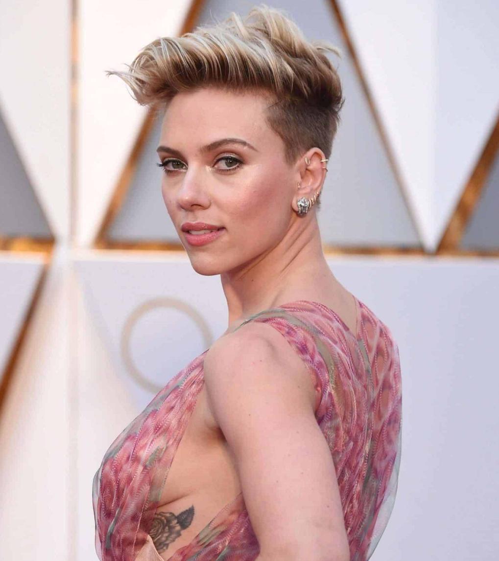 Scarlett Johansson Tattoos 1